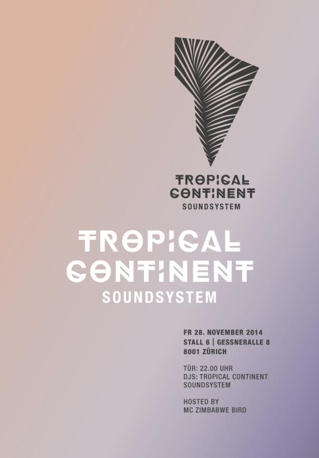 TropicalContinentPlakatNov2014
